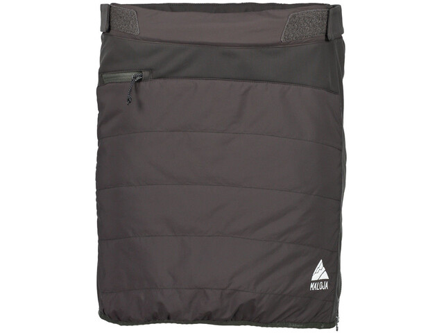 Maloja KrakauM. Ski Mountaineering Primaloft Skirt Dam charcoal